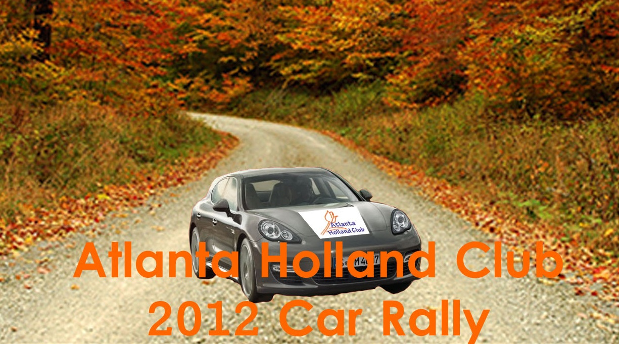 Atlanta Holland Club Rally